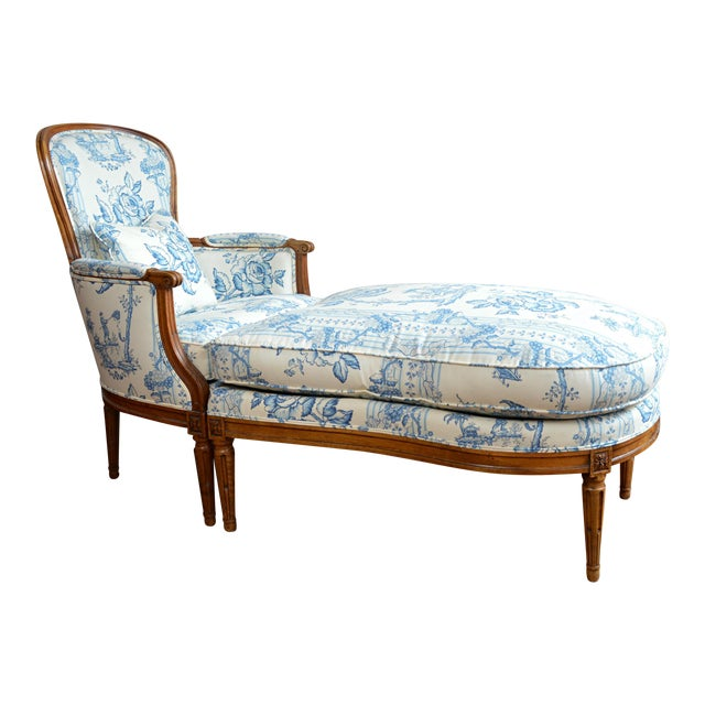 French Provincial Duchesse Brisée For Sale