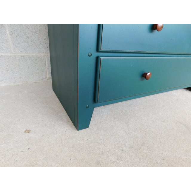 Thomasville Solitaire Collections Chest With Mirror For Sale - Image 10 of 12