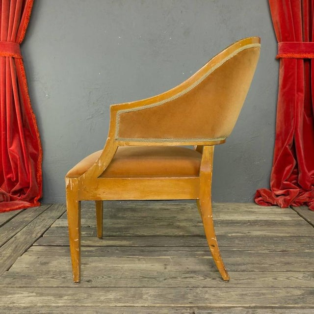 Pair of American 1940s Armchairs - Image 4 of 10