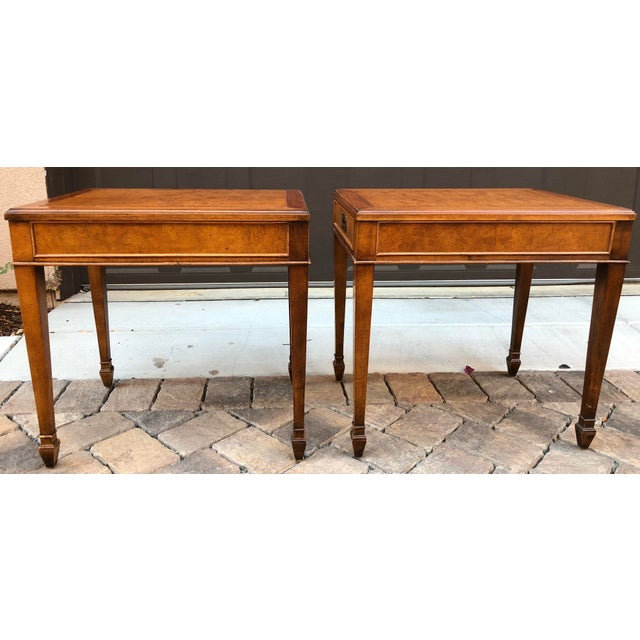 Century Vintage Nightstands - A Pair - Image 6 of 9