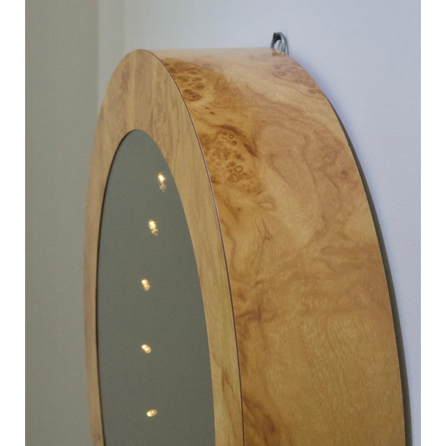 Mid 20th Century Mid-Century Infinity Lights Wall Mirror For Sale - Image 5 of 11