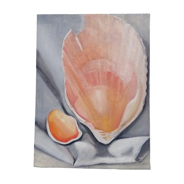 Original Shell Study on Canvas - Image 1 of 4