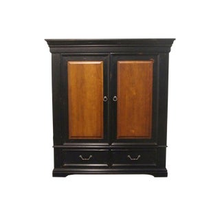 20th Century Traditional Hooker Furniture Armoire For Sale