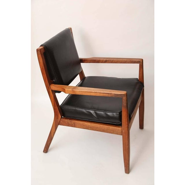 World Class Pair Of Mid Century Modern Danish Teak Armchairs 1960s