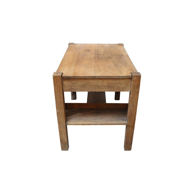 Gorgeous Mission Writing Desk - Image 2 of 4