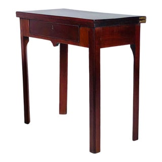 Biedermeier Tea Table, Germany Circa 1820 For Sale