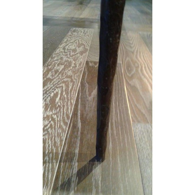 Contemporary Marble Dining Table For Sale - Image 3 of 7