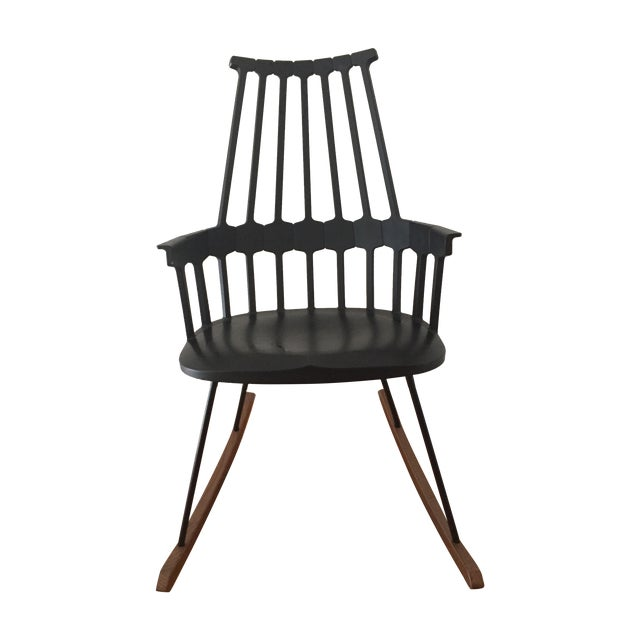 Kartell Comback Rocking Armchair - Image 1 of 4