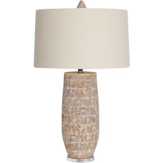 Composition Style Sebring Table Lamp For Sale