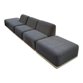1970s Harvey Probber Modular Sectional For Sale