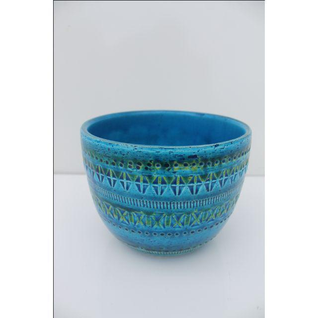 Aldo Londi Bitossi Pottery Planter - Image 4 of 6