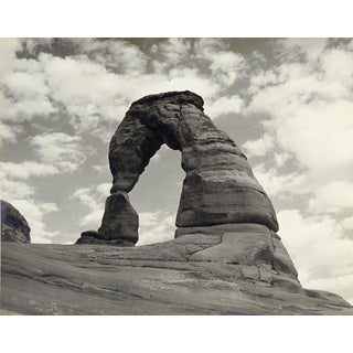 1950's Vintage Arches National Park Photograph For Sale