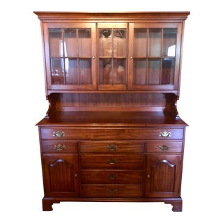 Late 18th Century Henkel Harris House Hutch For Sale