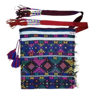 Peruvian Infant Carrier Textile