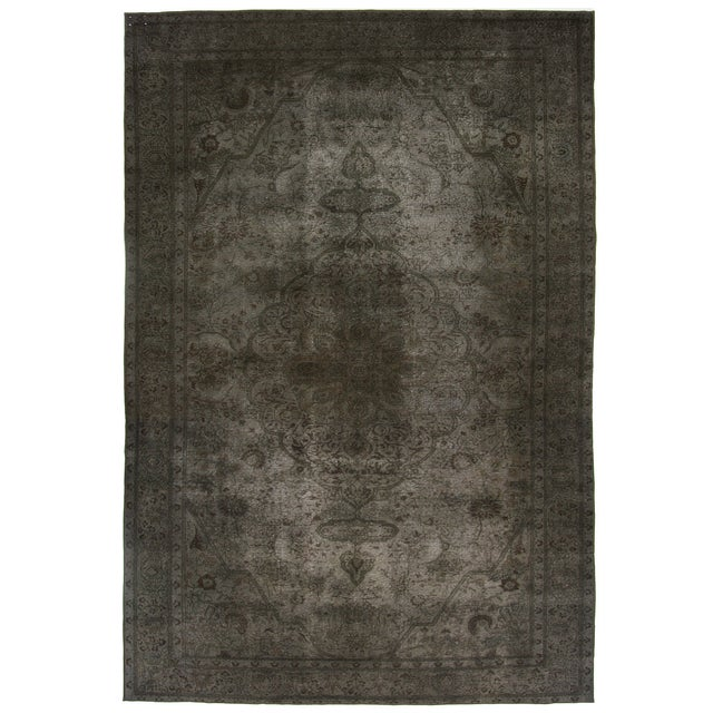"Overdyed Kayseri Carpet - 8'6"" X 12'4"" - Image 1 of 5"
