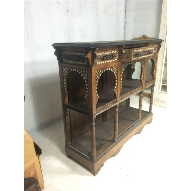 19th Century Morrocan Etagere - Image 6 of 8