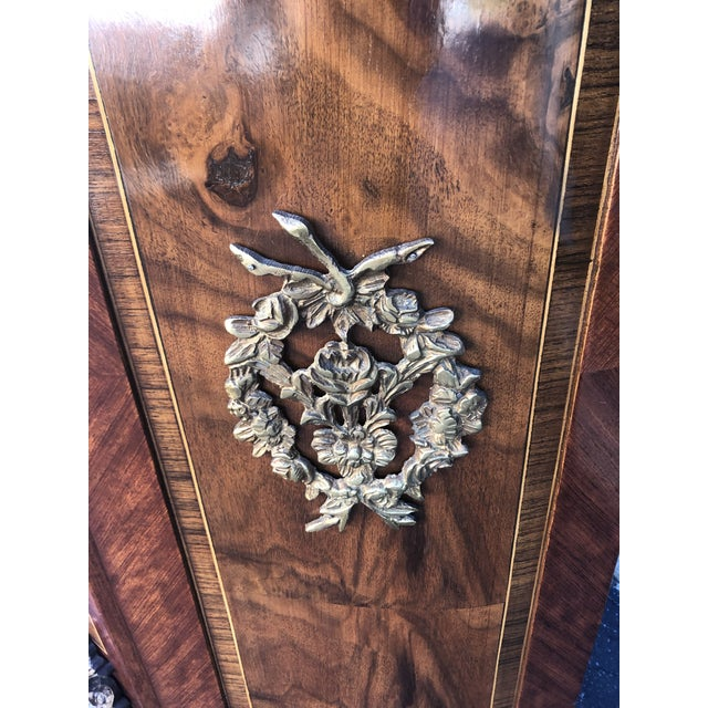 Early French Louis XV Commode Cabinet For Sale - Image 9 of 13