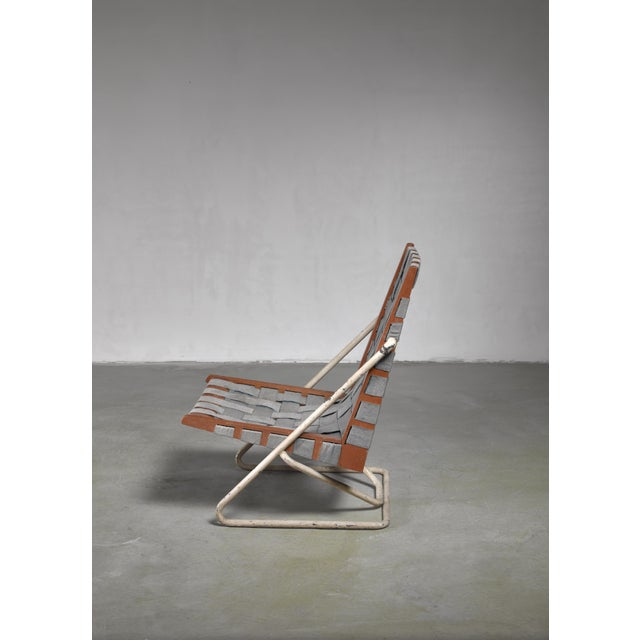 1960s Walter Gindele Prototype Chair, Austria For Sale - Image 5 of 7