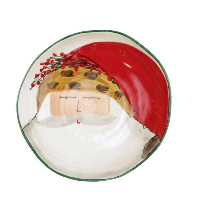 Kenneth Ludwig Chicago Kenneth Ludwig Chicago Old St. Nicks Ceramic Past Bowls - Set of 4 For Sale - Image 4 of 6