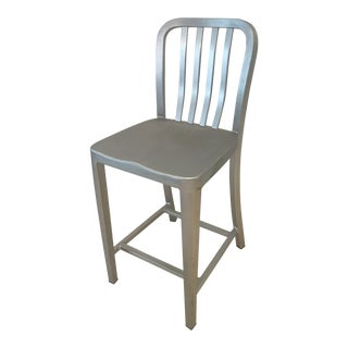 Crate and Barrel Delta Counterstool For Sale