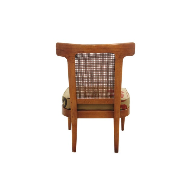 Mission Avenue Studio 1960s Vintage American of Martinsville Campaign Chair For Sale - Image 4 of 7