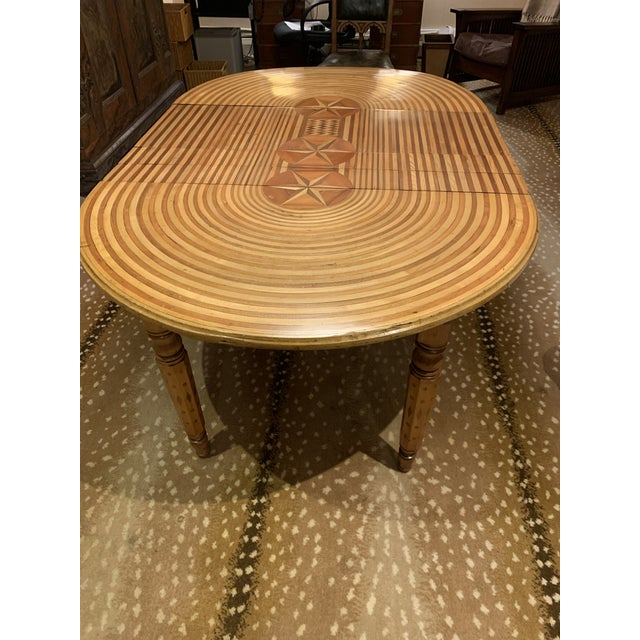 American American Folk Art Table For Sale - Image 3 of 9