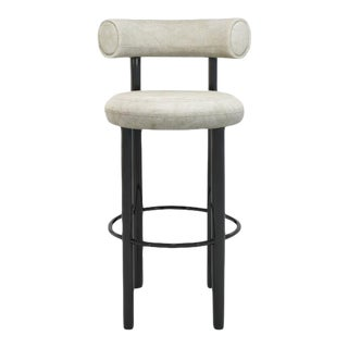 Tom Dixon Fat Stool - Royal Nubuck For Sale