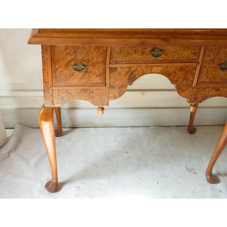 18th Century English Burlwood Chest on Chest Preview