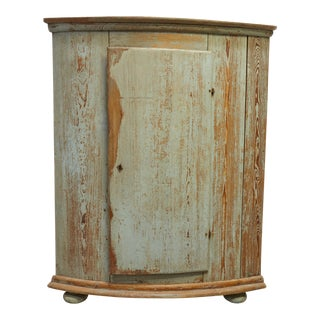 18th Century Gustavian Cabinet For Sale