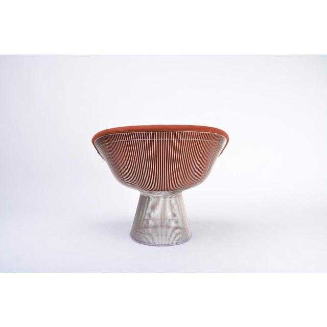 Mid-Century Modern Warren Platner Lounge Chair for Knoll International, 1966 For Sale - Image 3 of 8