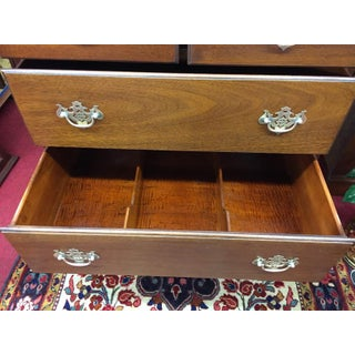 1960s Kling Mahogany Tall Chest of Drawers Preview
