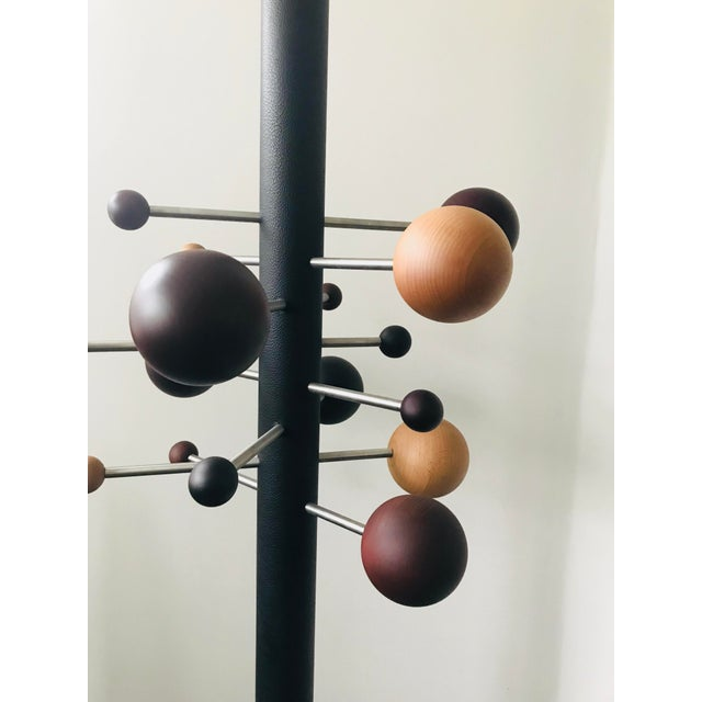 Contemporary Osvaldo Borsani Coat Rack For Sale - Image 3 of 6