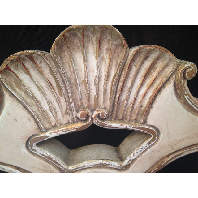 Carved Italian Armchairs - A Pair - Image 3 of 9