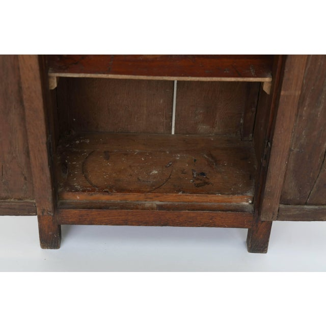 Late 19th Century Antique Model Armoire, circa 1890 For Sale - Image 5 of 7