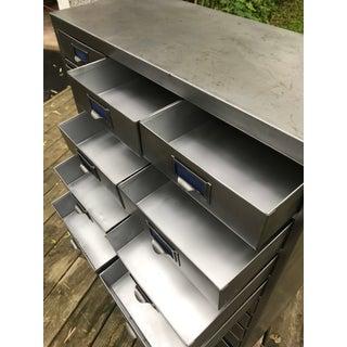 1950's Vintage Steel Metal Cabinet Preview