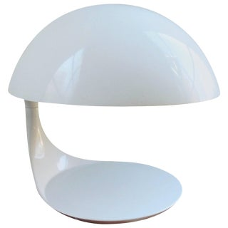 Italian Midcentury Cobra Lamp by Martinelli for Luce For Sale