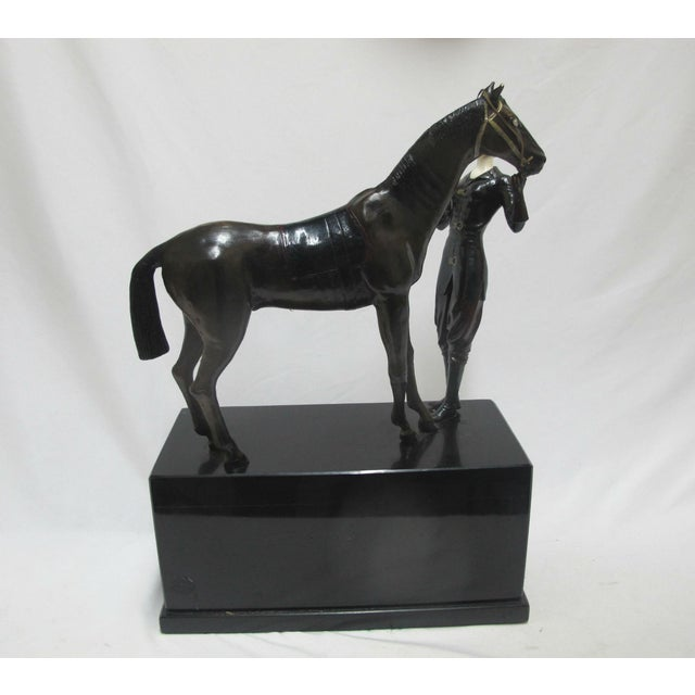 Fedinand Preiss (1892 - 1943) considered to be one of the leading representatives of the Art Deco movement. Bronze...
