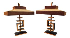 Image of James Mont Lamps