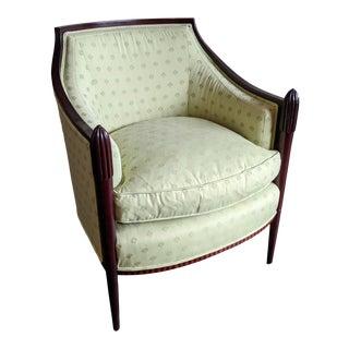 Barbara Barry Upholstered Chair for Henredon For Sale