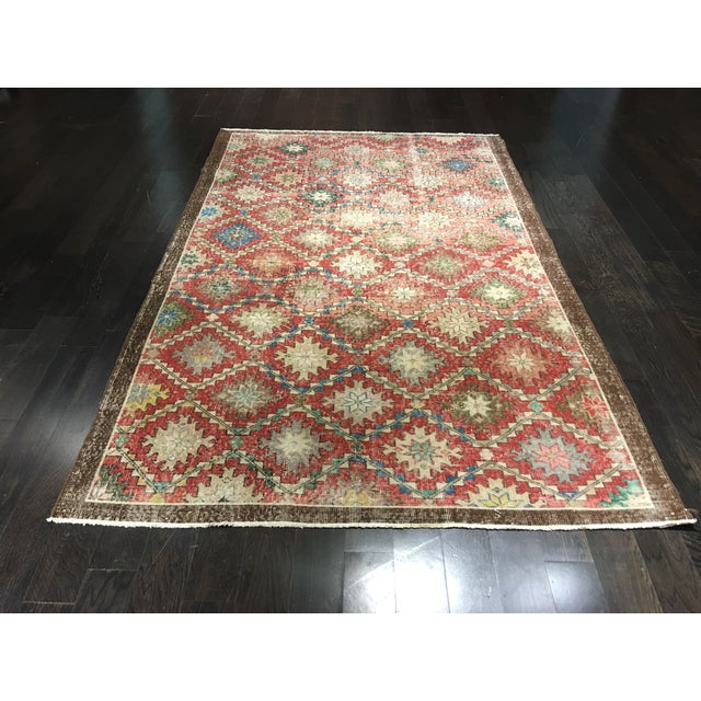 "Zeki Muran Turkish Rug - 5'6"" x 8'10"" - Image 2 of 8"