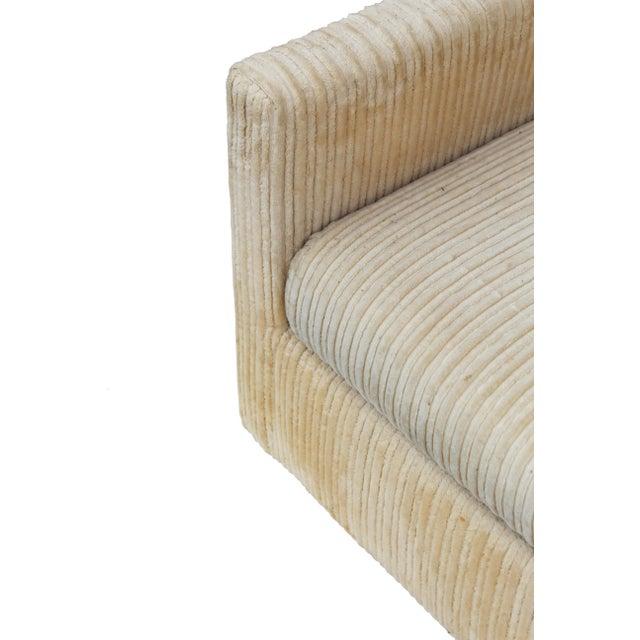 Milo Baughman for Thayer Coggin Parsons Sofa by Milo Baughman for Thayer Coggin For Sale - Image 4 of 11