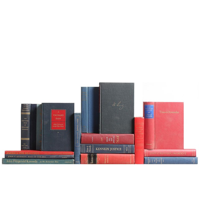 Kennedy Library: Sapphire & Scarlet Books - Set of 15 - Image 1 of 2