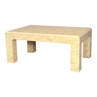 American Postwar Design Modern Coffee Table For Sale