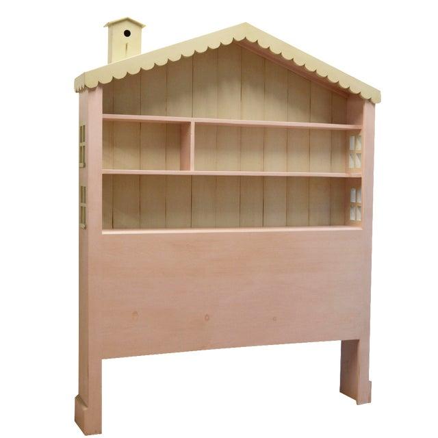 Children's Dollhouse Full Headboard - Image 1 of 3