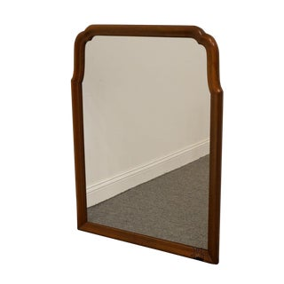 Pennsylvania House Solid Cherry 30x40 Dresser / Wall Mirror For Sale