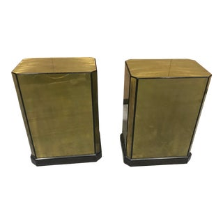 Mid Century Modern Dining Table Bases - 2 Pieces For Sale