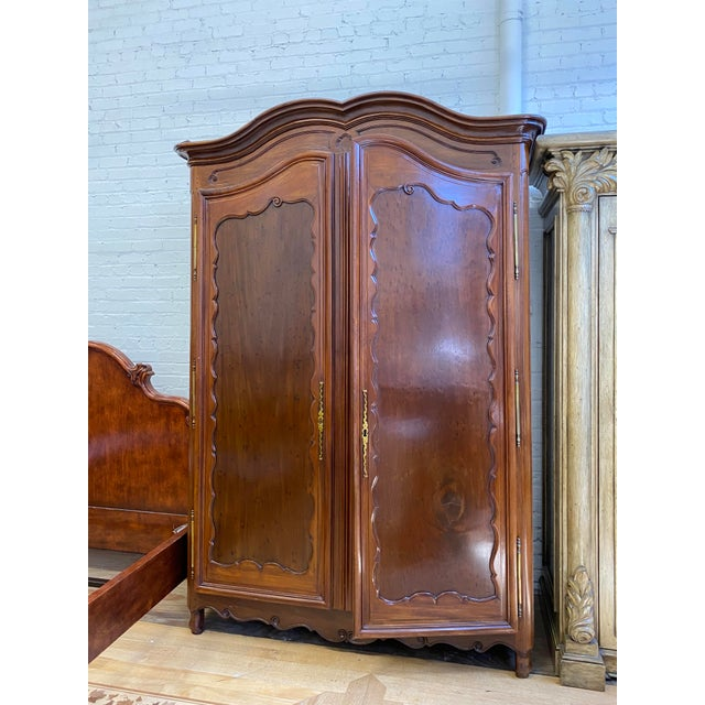 Early 20th Century French Storage Armoire For Sale - Image 13 of 13