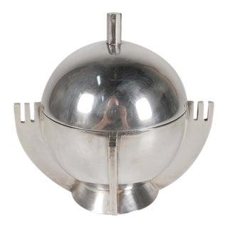 """1930s Antique Julia Keilowa """"Fraget"""" Lidded Bowl For Sale"""