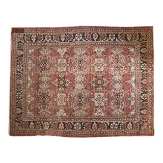 "Vintage Mahal Carpet - 9'11"" X 12'11"""