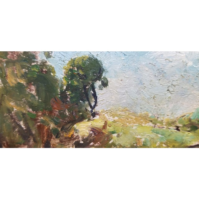 American Franklin De Haven Tonalist Painting For Sale - Image 3 of 7